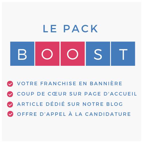 Pack Boost JOOJ Franchise